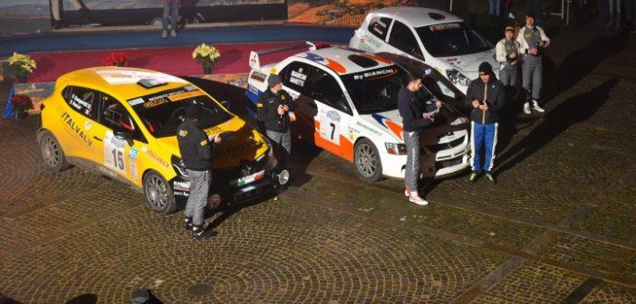 DaNiella Tanaro a Dogliani, scatta la rampa di lancio del 2° Rally del Piemonte-1° Rally del Piemonte Storico