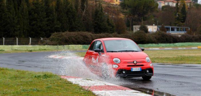 Rally Italia Talent: le 595 Abarth pronte per il Salento