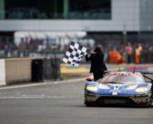 La Ford GT è pronta a scendere in pista alla 24 Ore di Daytona