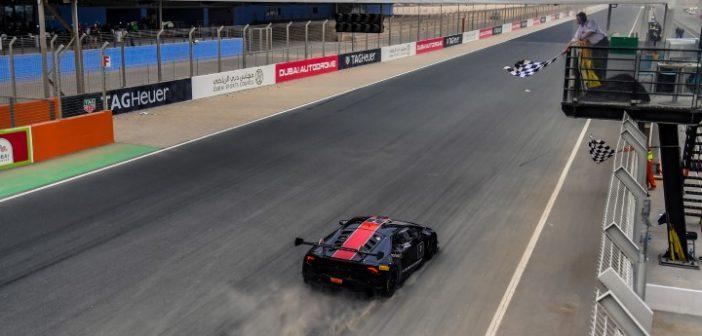 Breukers e Jefferies ancora primi nel Lamborghini Super Trofeo Middle East