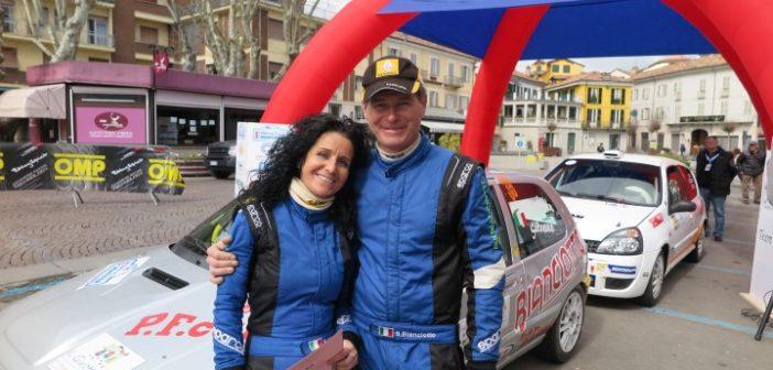 Rally Colli del Grignolino-Monferrato: Grinta e determinazione portano Silvano e Silvia Bianciotto al traguardo