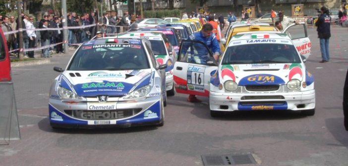 7° Rally Internazionale Lirenas : lunedì 3 aprile la presentazione