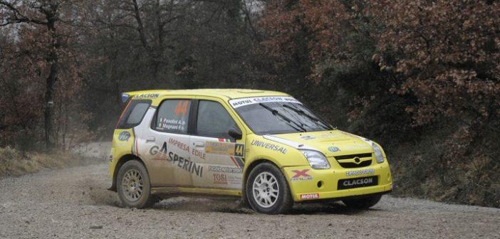 X-Race Sport al Rally Ronde della Valtiberina