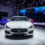 1 - Maserati al Shanghai Auto Show 2017 - Quattroporte GranSport no. 100.000 (Custom)