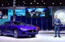 2 - Maserati al Shanghai Auto Show 2017 - Reid Bigland CEO Maserati (Custom)