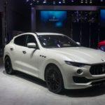 4 - Maserati al Shanghai Auto Show 2017 - Levante (Custom)