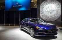 5 - Maserati al Shanghai Auto Show 2017 - Quattroporte GranLusso (Custom)