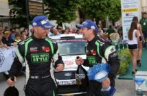 Paolo Porro, Paolo Cargnelutti (Ford Focus WRC #3, Bluthunder Racing Italy)