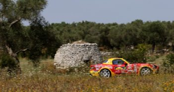 Salvatore Riolo, Gianfrancesco Rappa (Abarth 124 Rally #9, CST Sport)