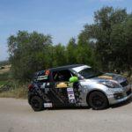 Roberto Antonucci, Herbert Antonucci (Suzuki Swift R1 #45, Winners Rally Team)