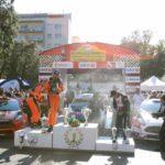 Cerimonia di arrivo 50°Rally del Salento, Piazza Mazzini, Lecce