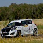 Lorenzo Coppe, Giacomo Poloni (Suzuki Swift R1 #42, Millennium)