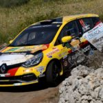 Kevin Gilardoni, Corrado Bonato (Renault Clio R3T #11, Movisport)