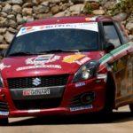 Stefano Martinelli, Giancarla Guzzi (Suzuki Swift R1 #40, ASD GR Motorsport)
