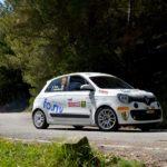 Alberto Paris, Sonia Benellini (Renault Twingo R1 #111, La Superba);