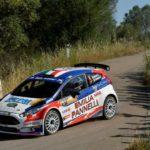 Antonio Rusce, Sauro Farnocchia ( Ford Fiesta R5 #5, X Race Sport)