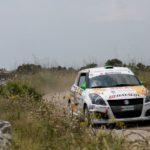 Stefano Strabello, Giuseppe Ceschi (Suzuki Swift Sport R1B #41, Destra 4