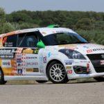 Stefano Strabello, Giuseppe Ceschi (Suzuki Swift R1 #41, Destra 4)
