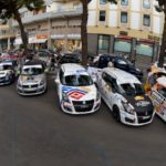 Cerimonia di Partenza 50° Rally del Salento, Piazza Mazzini, Lecce.