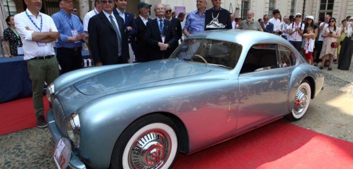 Concorso Eleganza ASI_2017_Best of Show Cisitalia 202 C del 1947 (Custom)