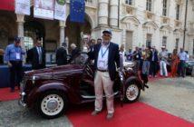 Concorso Eleganza ASI_2017_Miglior conservato alla Fiat 500 Garavini di Fulvio Birocchi (Custom)