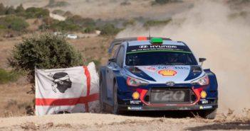 Hayden Paddon, Sebastien Marshall (Hyundai i20 Coupe WRC #4)