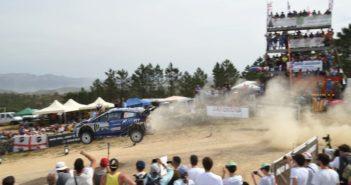 Ott Tanak, Martin Jarveoja (Ford Fiesta WRC #2)