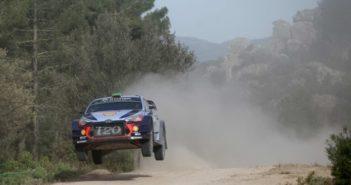 Hayden Paddon, Sebastian Marshall (Hyundai i20 coupe WRC #4)