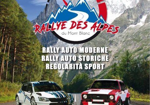 Rallye des Alpes du Mont Blanc: questo il programma