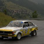Claudio Ferroni (WRT Winner Rally Team  Opel Kadett GTE  317)