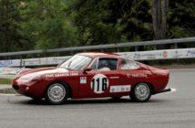 Giovanni Pagliarello (Team Italia  Fiat Abarth 1000 Bialbero  116)