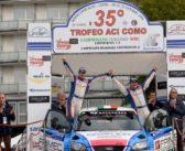 Il 37° Rally Trofeo Aci Como schiera al via 138 auto