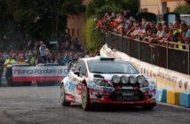 Stefano Albertini, Danilo Fappani (Ford Fiesta WRC