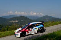 Marco Signor, Patrick Bernardi (Ford Fiesta WRC #5, Sama Racing)