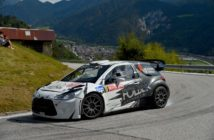 Eddie Sciessere, Flavio Zanella (Citroen DS3 WRC #15, DMAX Swiss)