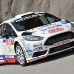 Giuseppe Bergantino, Fabio Grimaldi (Ford Fiesta R5 #9, New Jolly Motor)