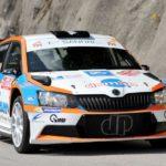 Paolo Oriella, Sandra Tommasini (Skoda Fabia R5 #19, Rally Team SRL)