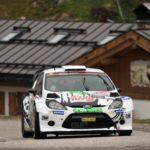 Paolo Porro, Paolo Cargnelutti (Ford Fiesta WRC #5, Bluthunder)