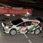 Paolo Porro, Paolo Cargnelutti (Ford Fiesta WRC #3, Bluthunder)