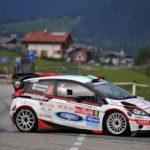 Manuel Sossella, Gabriele Falzone (Ford Fiesta WRC #10, Palladio)