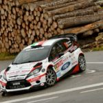 Manuel Sossella, Gabriele Falzone (Ford Fiesta WRC #10, Scuderia Palladio)