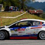 Giuseppe Testa, Massimo Bizzocchi (Ford Fiesta WRC #6, ASD LM Motorsport Racing Team)
