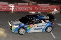 Simone Miele, Roberto Mometti (Citroen DS3 WRC #4, Top Rally)