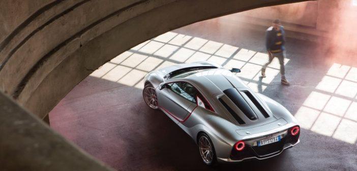 ATS GT: bella, lussuosa, sportiva: italiana