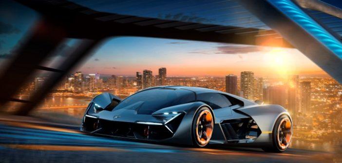 La Lamborghini Terzo Millennio: un sogno del futuro