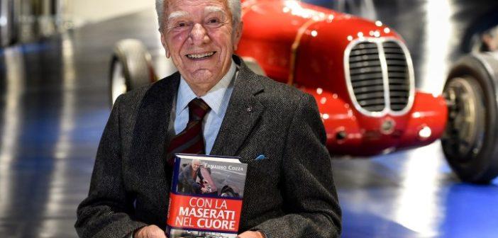"""""""Con la Maserati nel cuore"""""""