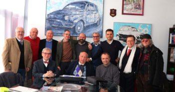 Fiat 500 Club Italia. Elezioni, Assemblea dei soci e Pranzo degli Auguri