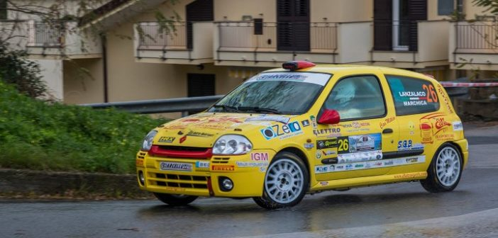 Lanzalaco Junior e la SGB Rallye brillano alla Ronde di Gioiosa