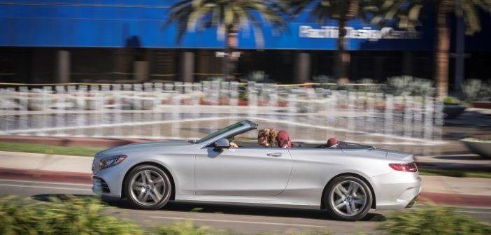 Nuove Classe S Coupé e Classe S Cabriolet. Un'auto da sogno moltiplicata per due