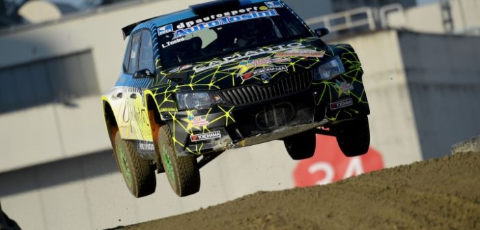 Motor Show: Luca Tosini si aggiudica il Trofeo Italia Rally Terra Yokohama